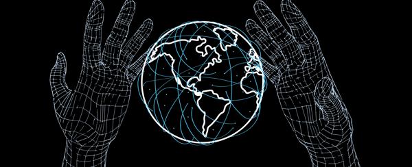 internet giant holding globe
